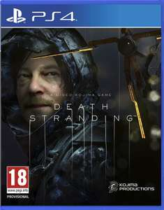 Death stranding (PS4) Ex rental £21.99 @ Boomerang rental (back in stock)