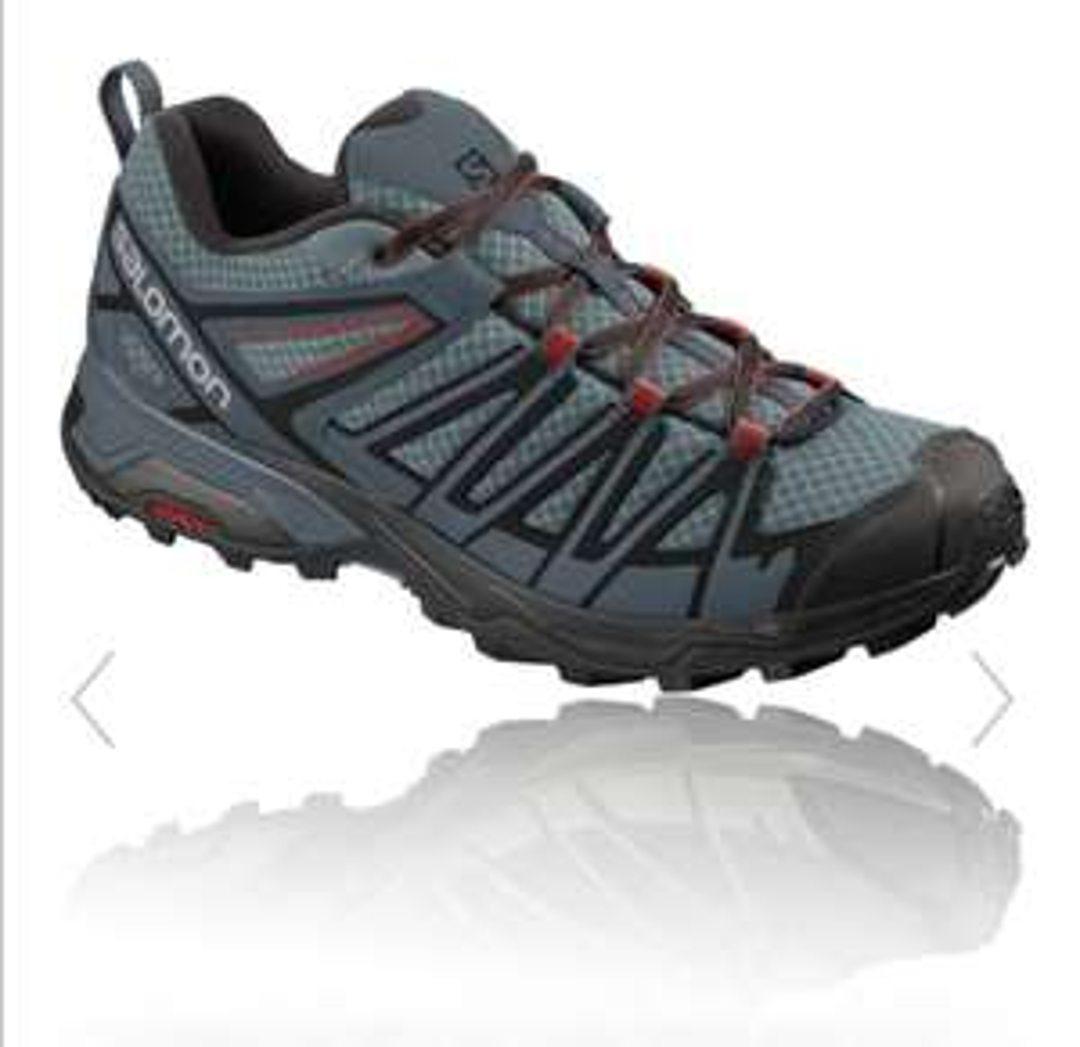 SALOMON X ULTRA 3 PRIME WALKING SHOES £54.98 delivered @ Sports shoes