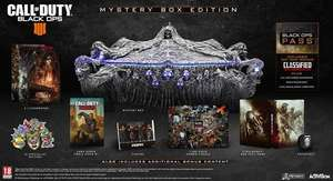 Black ops 4 mystery box edition Xbox / ps4 £49.50 @ Coolshop