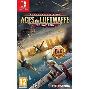 ACES OF THE LUFTWAFFE - SQUADRON EDITION - Nintendo Switch £12.95 @ The Game Collection