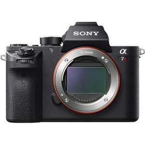 Sony Alpha A7R ii & Free Carbon Fibre Tripod £1299 @ wex photo free delivery