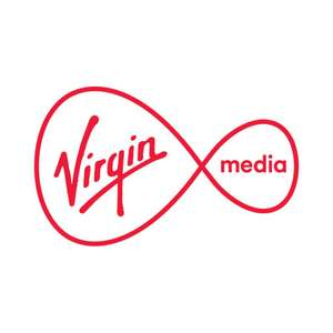 Virgin Media Bigger Bundle Maxit TV/108mb/Phone Line - £45pm x12 months + £35 install, FREE Nintendo Switch or £150 account credit Term £575