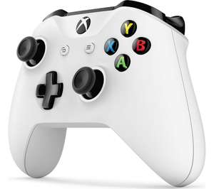Xbox One Wireless Controller - White / Black - £35.99 @ Currys PC World