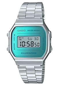 CASIO Unisex Watch A168WEM-2EF, £22.49 delivered at Amazon