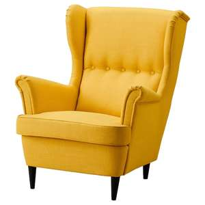 Strandmon Wing Chair (Various Colours) £165 with Ikea Family Card