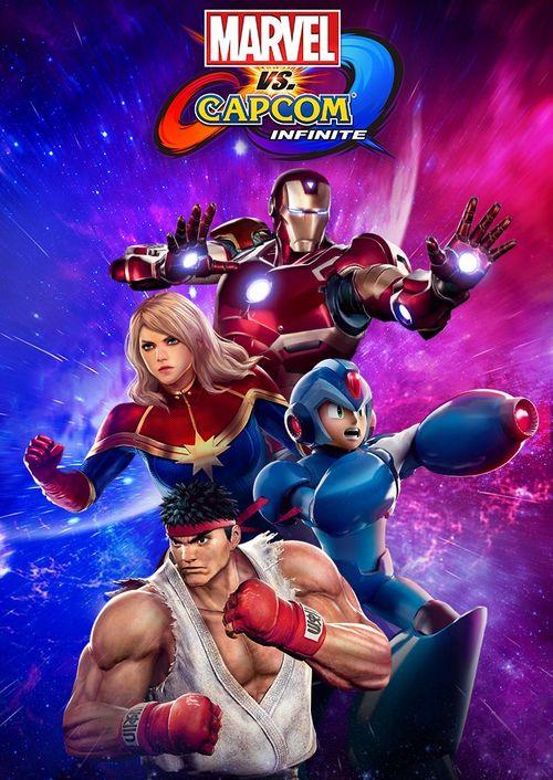 Marvel vs. Capcom Infinite (Steam) £3.99 @ CDKeys