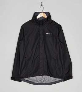 Berghaus RG Alpha Waterproof Jacket £24 with code - size XL and XXL, free c&c at Size?