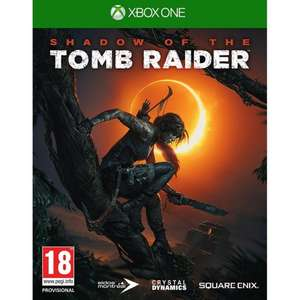 Shadow Of The Tomb Raider Xbox One £9.95 delivered at The Game Collection