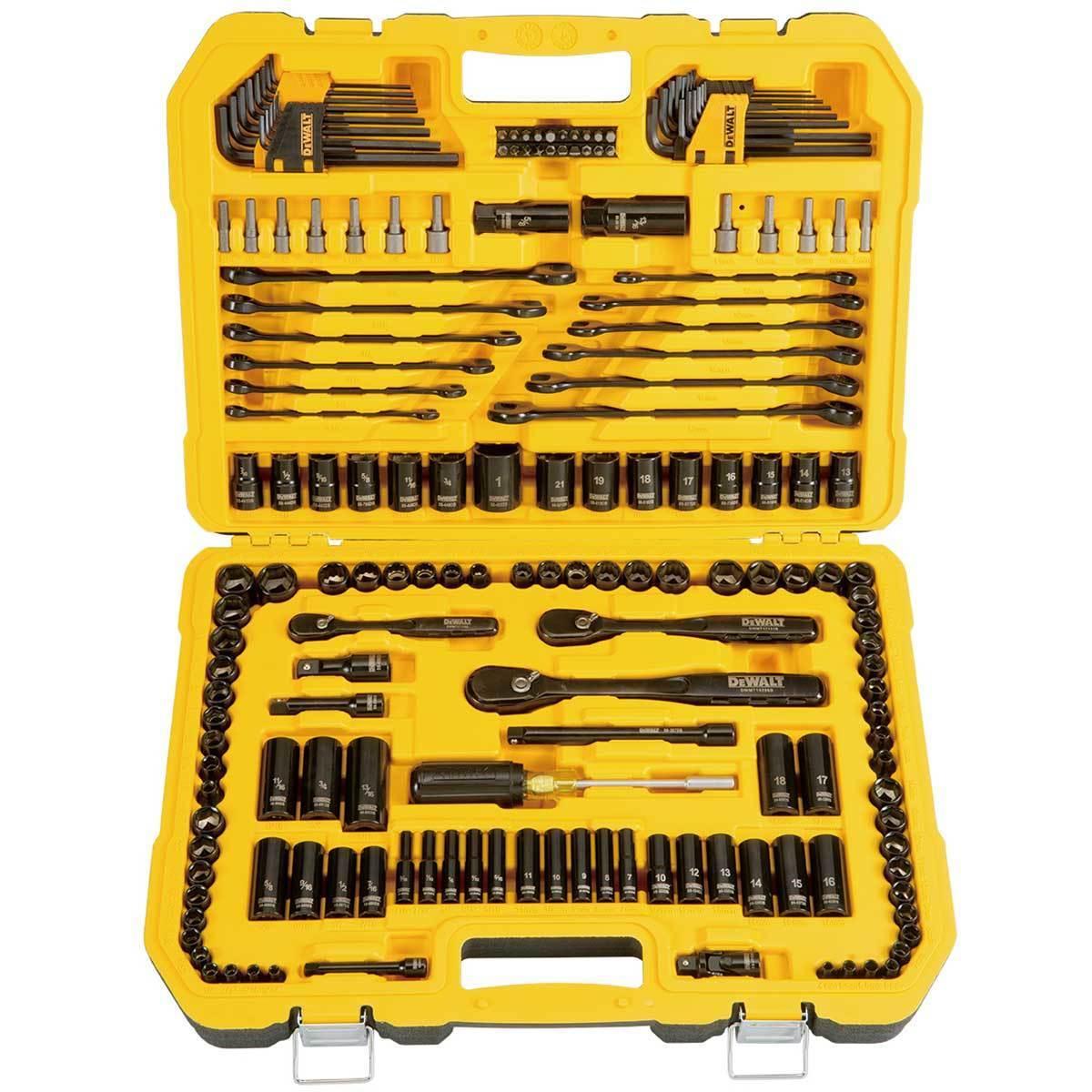 DEWALT® 181 Piece Mechanics Tool Set £99.99 Including Delivery @ Costco