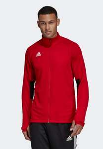 Men's Adidas Training Track Top (B Wear) Now £14.95 sizes S, M, L, XL In store Adidas outlet Castleford