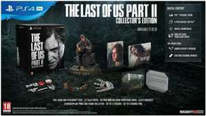 The Last of Us Part II (2) (Collector's Edition) - PlayStation 4 £179 at Coolshop