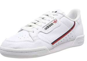 adidas Men's Continental 80 Low-Top Sneakers Sizes 8.5 / 9 / 9.5 £30.99 delivered at Amazon