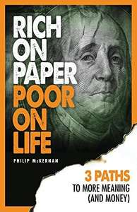 Philip McKernan Rich On Paper Poor On Life Free for Kindle @ Amazon