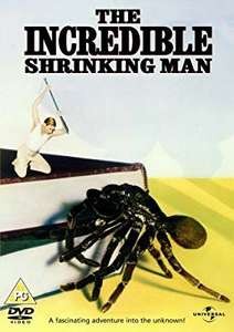 The Incredible Shrinking Man [DVD] on Sale at £2.99 on Amazon Prime (Free delivery if Prime, £2.99 additionally if not)