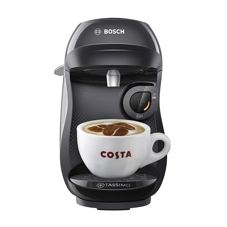 Bosch TASSIMO Happy TAS1002GB Coffee Machine 0.7L £34.99 delivered at Amazon