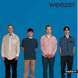 Weezer - Blue Album [VINYL] £12.49 (Prime) + £2.99 (non Prime) at Amazon