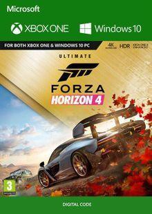 [Xbox One/PC] Forza Horizon 4: Ultimate Edition - £35.99 @ CDKeys