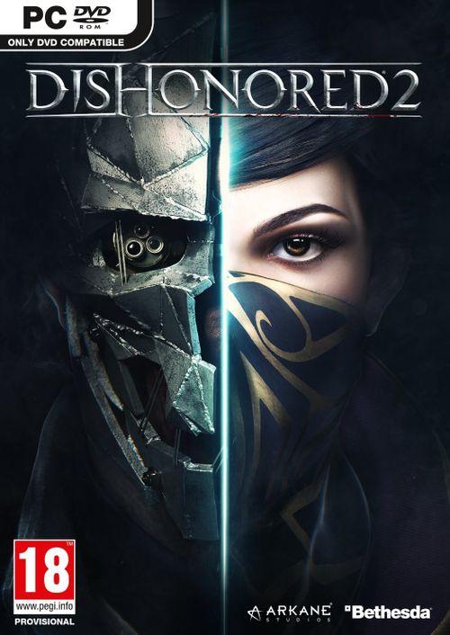 Dishonored 2 PC [Steam] - £3.49 @ Cdkeys