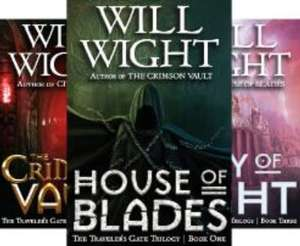 The Traveler's Gate Trilogy by Will Wight FREE on Kindle @ Amazon