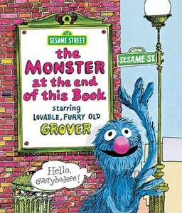 Monster at the End of This Book, The (Sesame Street) Free at Amazon Kindle
