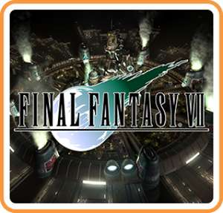 FINAL FANTASY VII [ Nintendo Switch ] £6.39 FINAL FANTASY VIII Remastered £9.59 Final Fantasy IX £8.49 @ Nintendo eShop