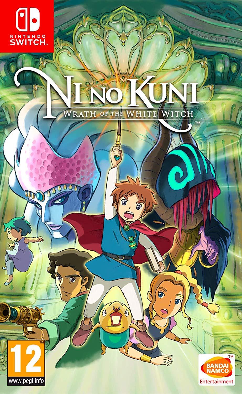 Ni no Kuni: Wrath of the White Witch (Nintendo Switch remastered) Japanese £9.70 @ Nintendo Japan