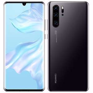 Huawei P30 Pro 128GB £25/m - 16Gb Of Data Unltd. Mins & Texts on EE - 24 months (£20/m with cashback) £600 @ Fonehouse
