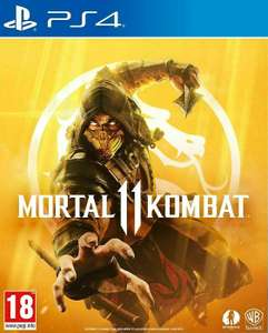 Mortal Kombat 11 (PS4) £18.95 Delivered @ The Game Collection