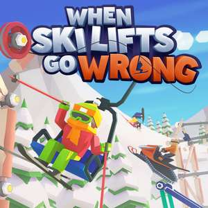 [Nintendo Switch] When Ski Lifts Go Wrong £1.49 @ Nintendo eShop