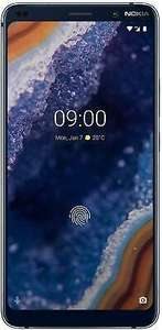 Nokia 9 PureView 5.99-Inch Android 10 Pie UK SIM-Free 6GB RAM 128GB Blue Grade B - £224.99 @ stockmustgo eBay
