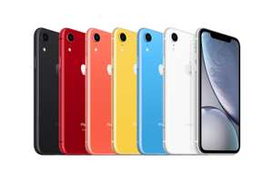 iPhone XR 64GB on EE - 30GB Data,Unlimited Minutes and Texts for £33pm £0 upfront (total £720 / £30pm with cashback) @ fonehouse.co.uk