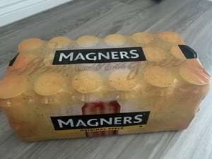 Magners 18 x 440ml cans £10 @ Morrison's