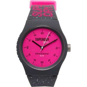 Superdry Womens Watch Now £11.99 (£4.99 delivery or Free with Premier) @ MandM Direct