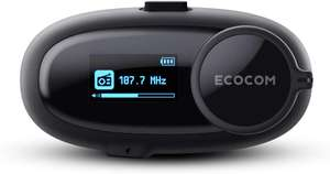 EcoCom ECAS01 Motorcycle Helmet Bluetooth Communication System Headset £44.91 delivered at Amazon