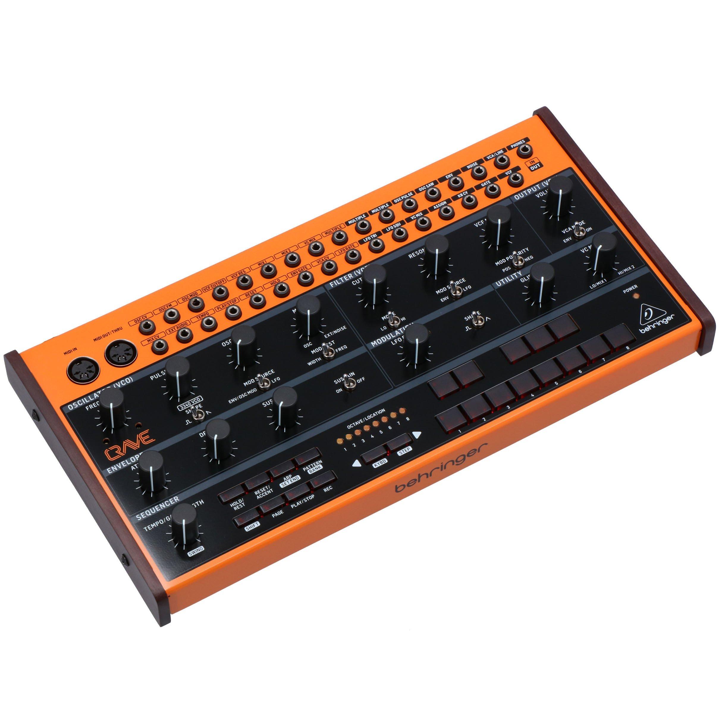 Behringer Crave semi-modular synthesizer - £122 @ Bax-shop