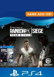 Tom Clancy's Rainbow Six Siege - Year 5 Pass PS4 (UK) £16.99 @ CDKeys