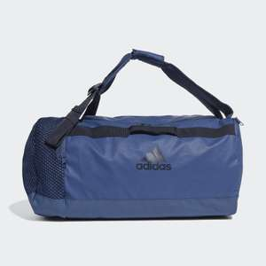 Adidas 4ATH navy duffel bag 44.5litre down to £15.18 delivered using code @ adidas