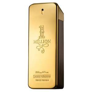 Paco Rabanne 1 Million For Men 200ml Spray £67.20 with code @ Fragrance Shop