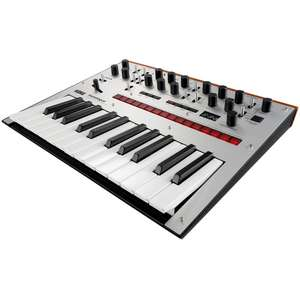Korg Monologue Silver Monophonic Analogue Synthesizer £199 @ Bax-Shop