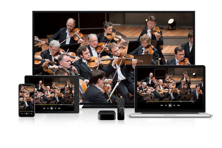 Berliner Philharmoniker Digital Concert Hall - Free Online Access for 30 days