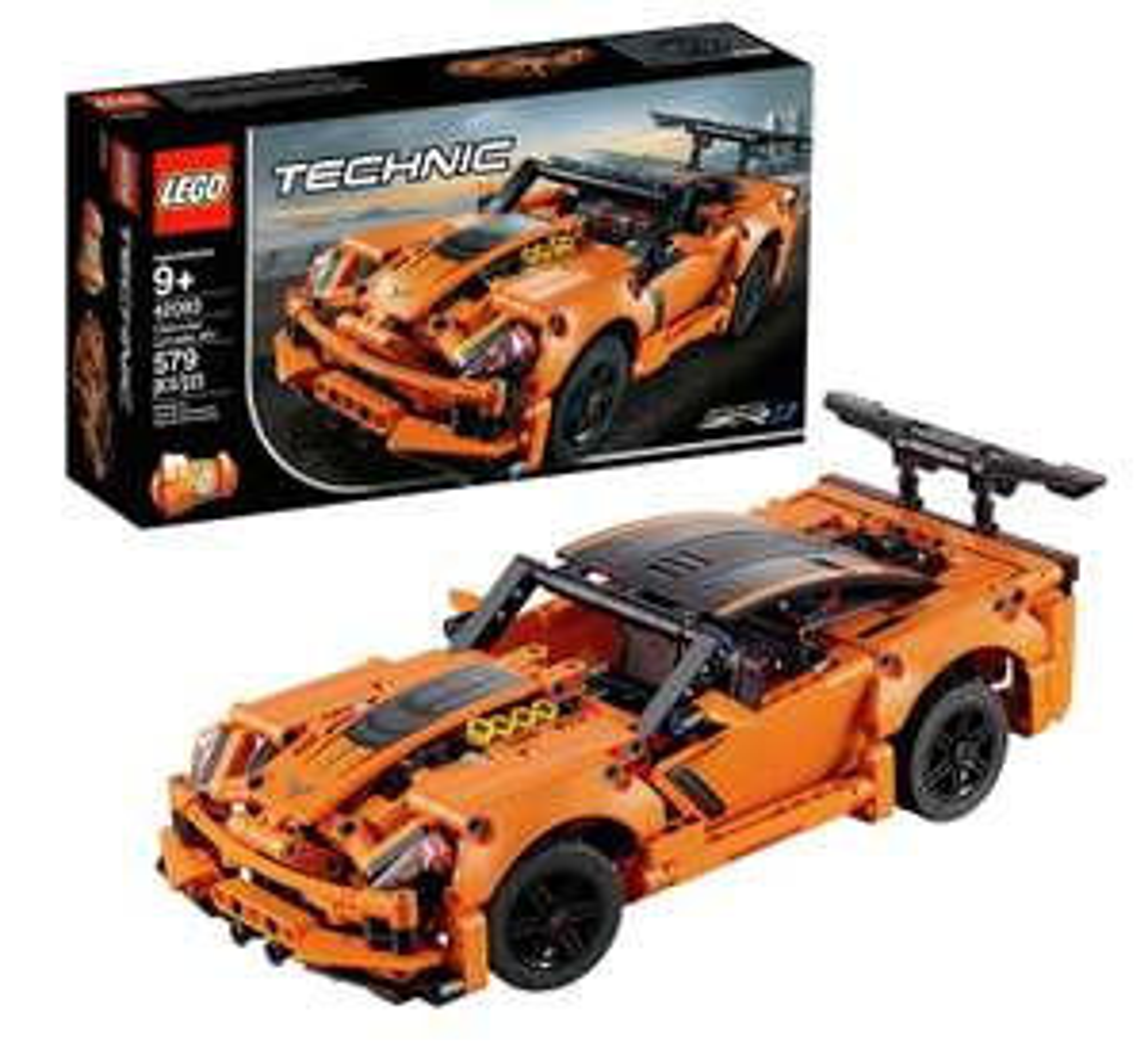 LEGO Technic Chevrolet Corvette ZR1 Rally Car Set - 42093 for £21 @ Argos eBay (free click and collect)