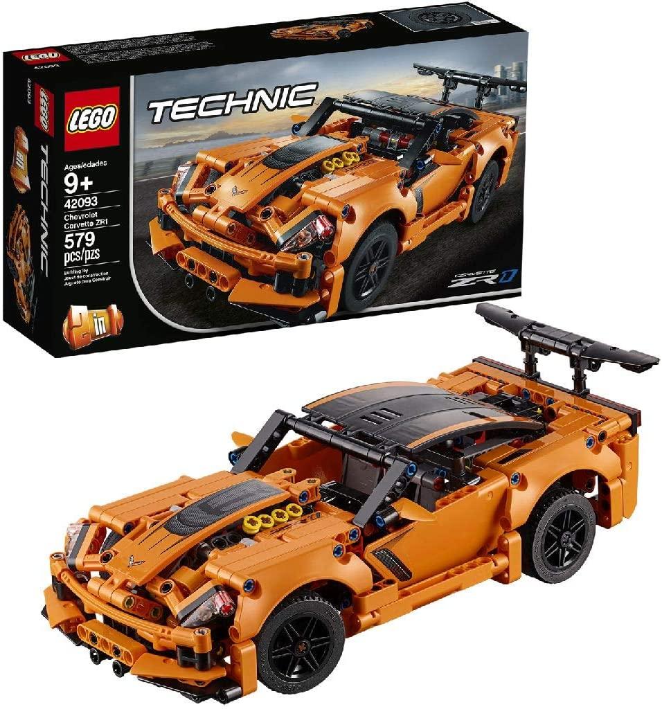LEGO 42093 Technic Chevrolet Corvette ZR1 Race Car - £24 @ Amazon