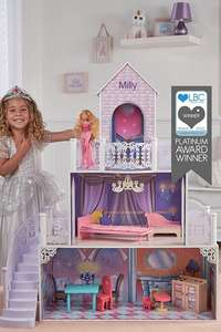 Studio's personalised princess Castle £29.99 with free delivery code in sale