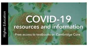 Over 700 free online textbooks in html format to access online available from Cambridge University Press