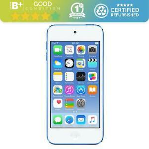 Apple iPod Touch 6th Generation 16GB Blue Grade B+ £69.99 ebay / homeandgardenltd
