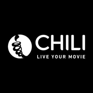 3 film purchases or rentals 50% off with code @ CHILI (selected showcase)