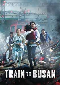 Train to Busan (2016) HD movie to own £3.99 @ Amazon Prime video