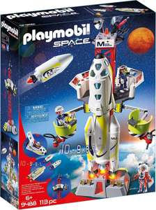 Playmobil Space 9488 Mars Mission Rocket With Launch Site £31.99 With Code @ Amazon (Free Postage & Packaging)