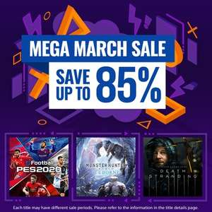 Mega March Sale @ PlayStation PSN Indonesia - Days Gone £12.51 Spider-Man Deluxe £15.63 Catherine Full Body £19.41 +MORE
