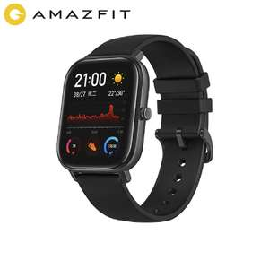 Huami Amazfit GTS Global Version Smart Watch £83.68 Delivered using code (EU Shipping) @ AliExpress Deals / Shenzhen Mobase Technology Ltd